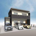 高知市横浜 新築住宅 3LDK 142.05m²