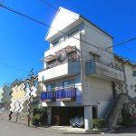 【角地】高知市二葉町・売家 中古住宅 4LDK 62.4㎡