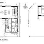 高知市 朝倉横町4号地 新築住宅 3LDK(間取)
