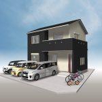 高知市長浜3号地 新築住宅 2,580万円 4LDK 134.35㎡