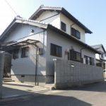 高知県香南市夜須町坪井 リフォーム済中古住宅 3DK(外観)