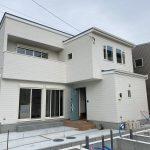 高知市 朝倉横町4号地 新築住宅 3LDK(外観)