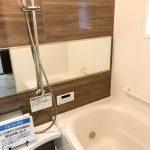 高知市長浜 リフォーム済・売家・中古住宅 リノベーション(風呂)