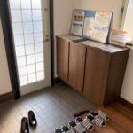 高知市長浜 リフォーム済・売家・中古住宅 リノベーション(玄関)