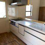 高知市 東城山町【Aプラン】 新築住宅 4LDK(キッチン)