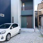 高知県南国市後免町 新築住宅 4SLDK(外観)