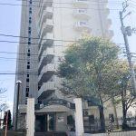 高知市九反田 トップワン四国 21階 中古マンション(外観)