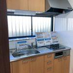 高知県香南市夜須町坪井 リフォーム済中古住宅 3DK(キッチン)