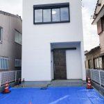 高知市三園町 新築住宅 2LDK (外観)
