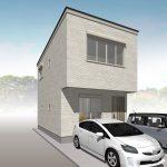 【中心街に建つお家】高知市与力町 新築住宅