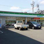 ファミリーマート高知桟橋通店
