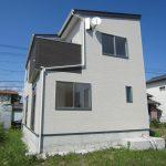 高知県南国市立田 新築住宅 3LDK(外観)