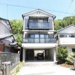 高知市五台山 売家・中古住宅 3LDK 168.87㎡